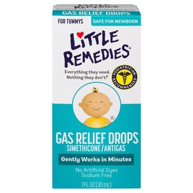 Little Remedies Gas Relief Drops – Natural Berry Flavor