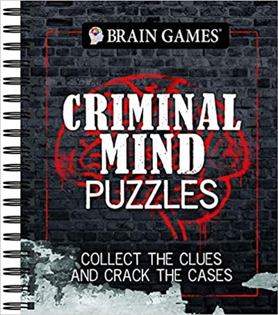 Brain Games - Criminal Mind Puzzles
