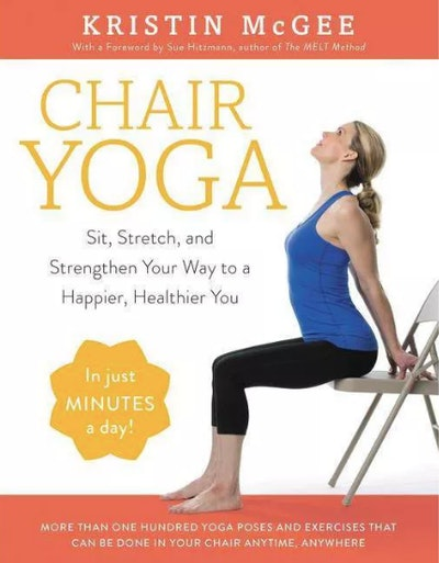 Chair Yoga - by Kristin McGee (Paperback)