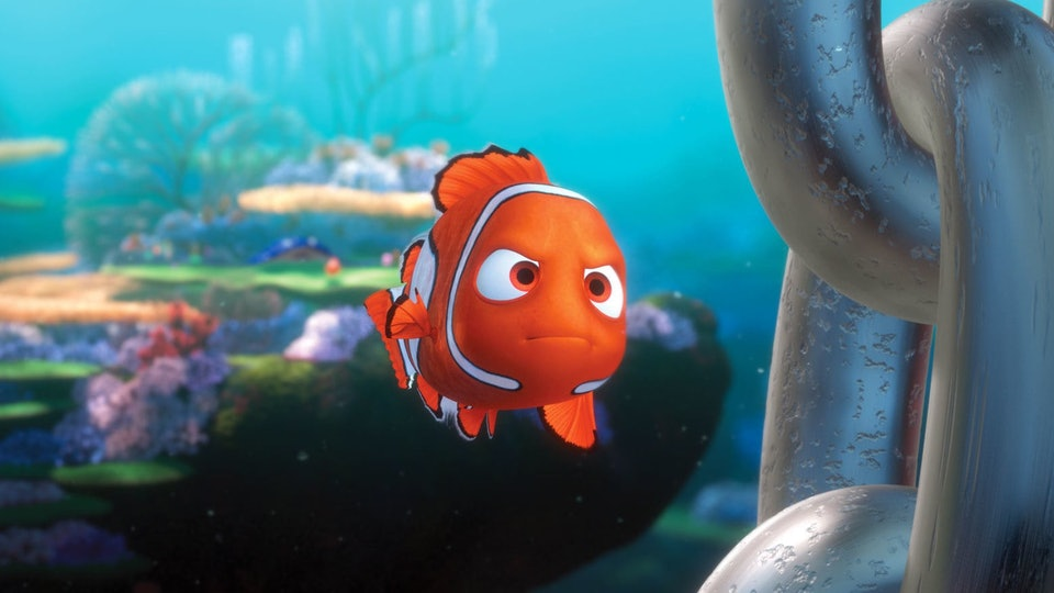 Kids can be the ones to find Nemo with a new drawing from Pixar.