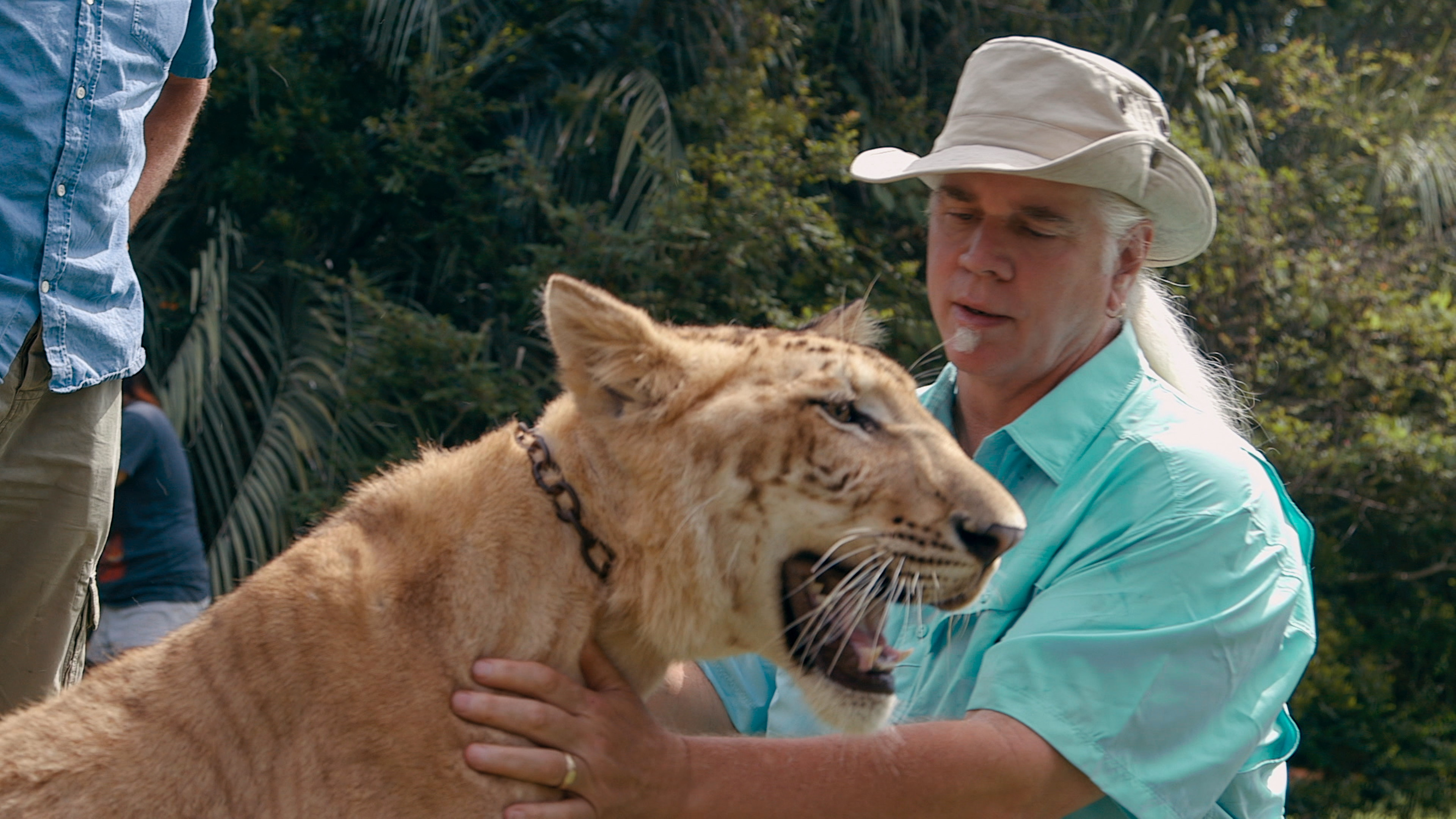 What Does Doc Antle Think Of 'Tiger King'? He's Got Some Issues