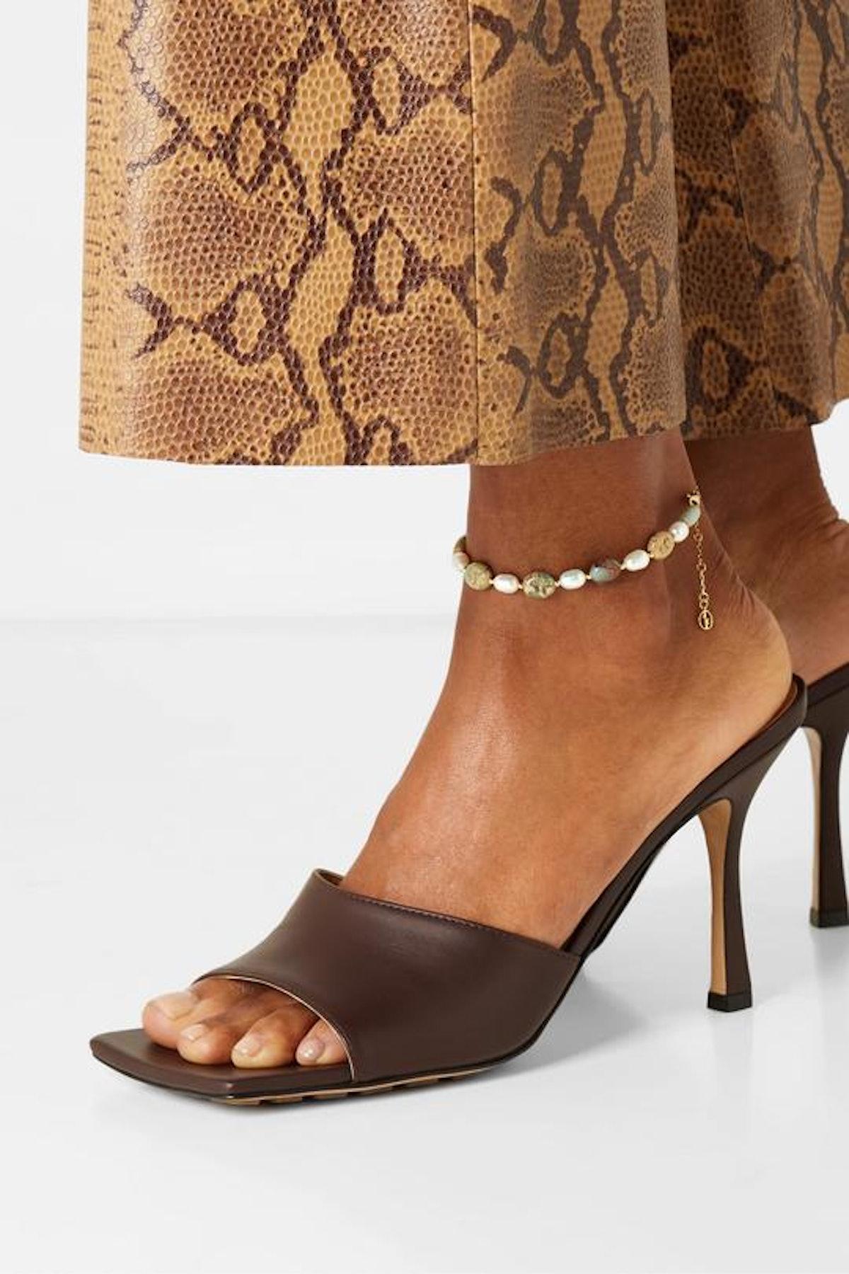 Serpent Anklet