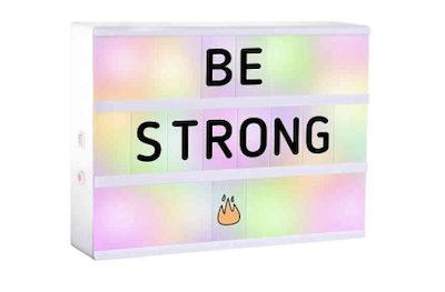 Brilliant Ideas Cinematic LED Light Box