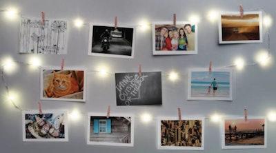 Merkury Innovations Firefly LED Mini Clip String Lights