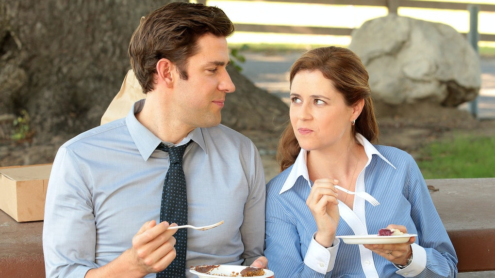 Jim and Pam were originally going to break up in 'The Office' Season 9.