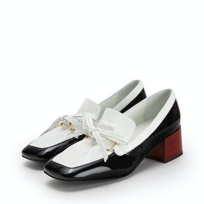 Loafer 50 Black/White