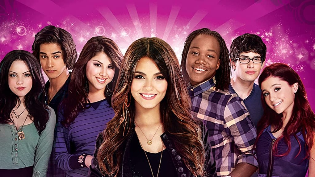 This 'Victorious' cast reunion on Zoom is so good.