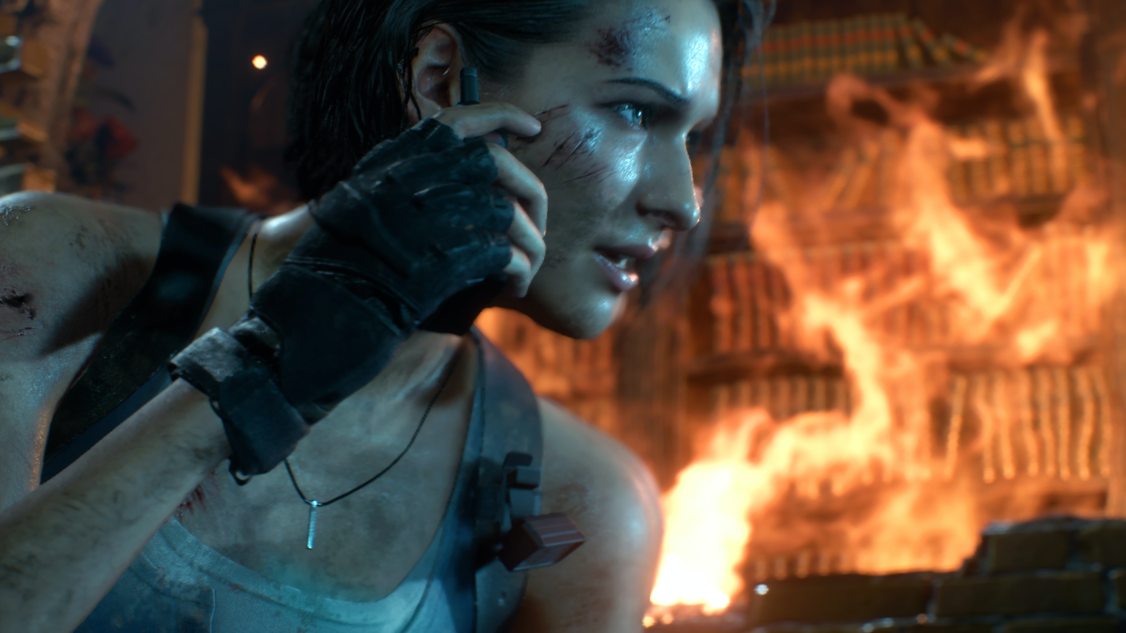 Resident Evil 3 Remake Review Fewer Infectious Thrills Than Its