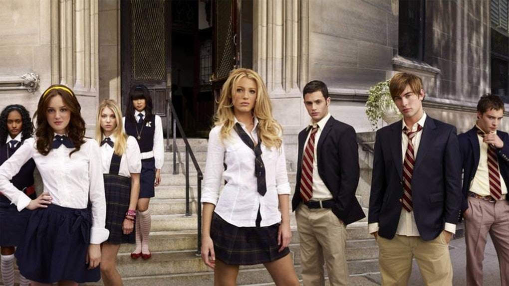 The new 'Gossip Girl' reboot will have a new cast