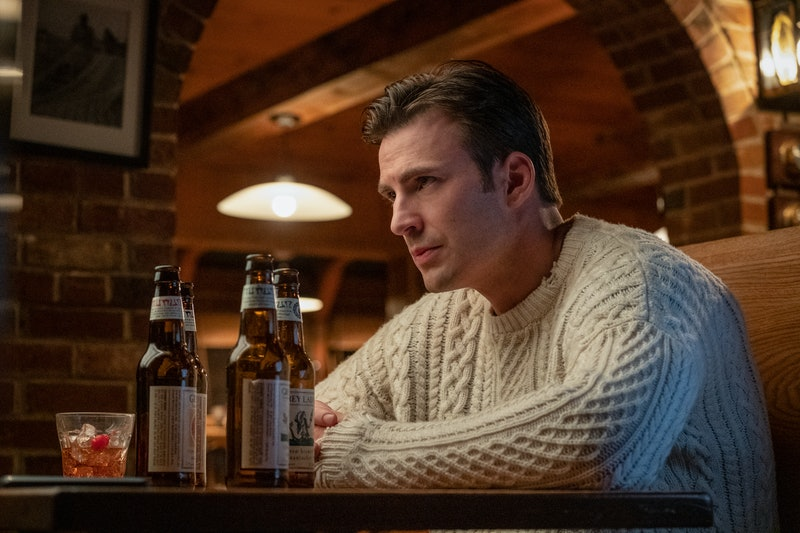 Chris Evans 'Knives Out'