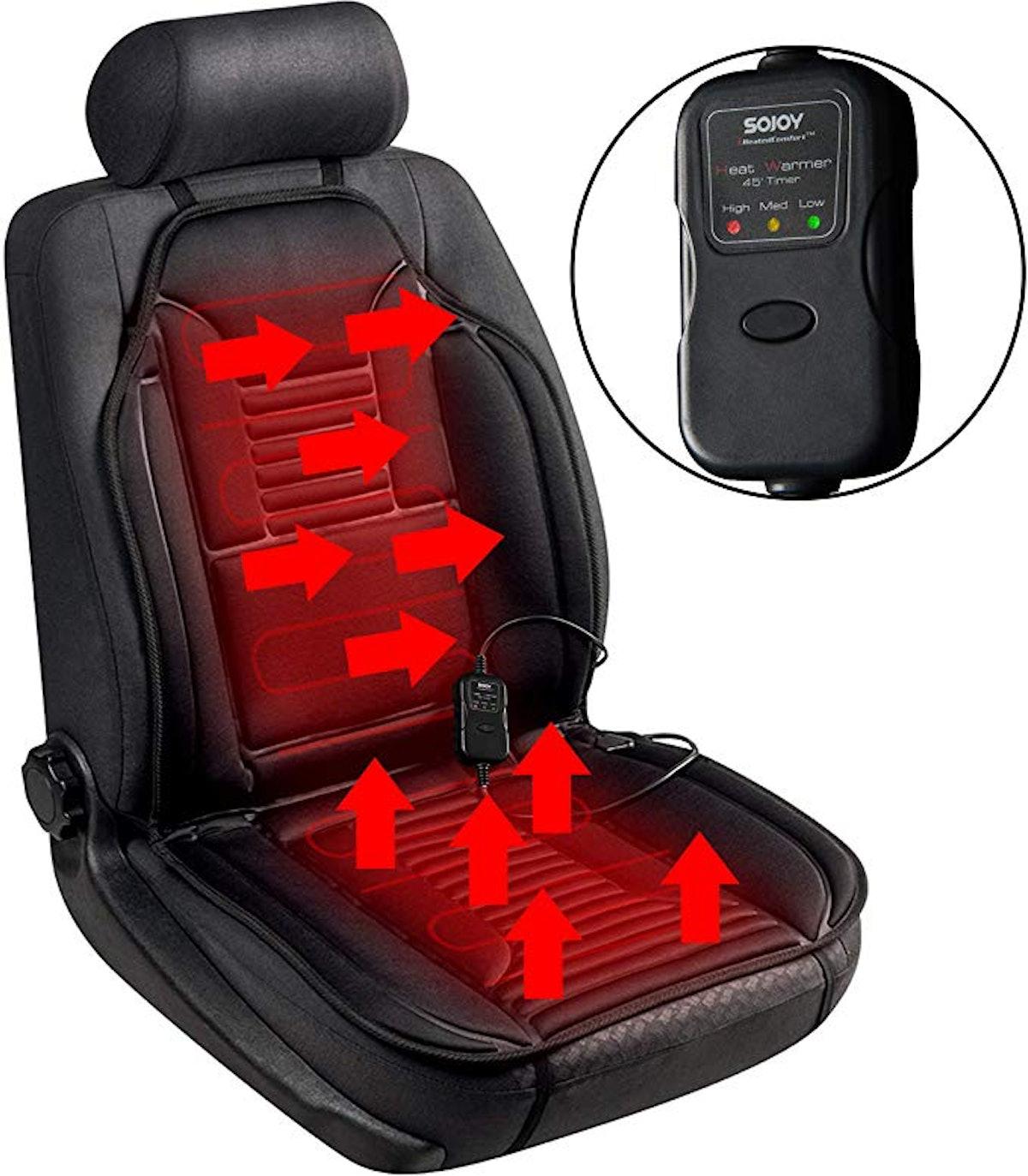 Sojoy Car Seat Heater