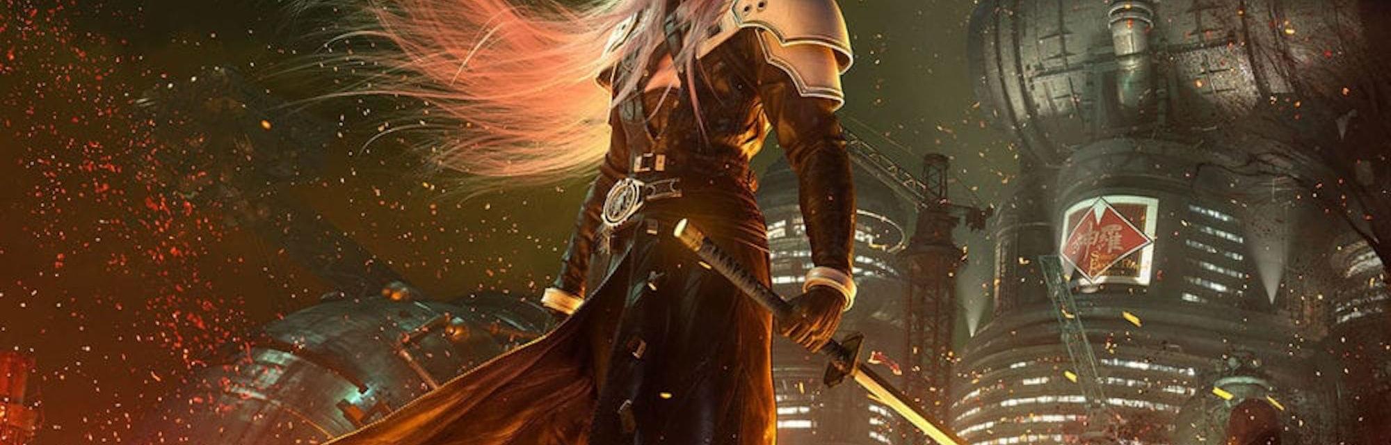 Final Fantasy 7 Remake Demo Secret Ending How To Unlock The