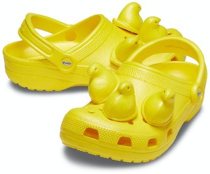 Peeps x Crocs Classic Clog in Lemon
