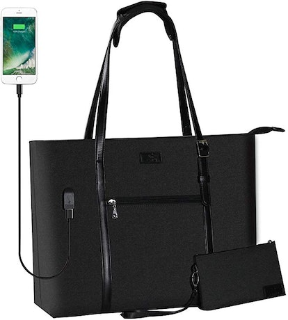 Chomeiu USB Laptop Tote Bag