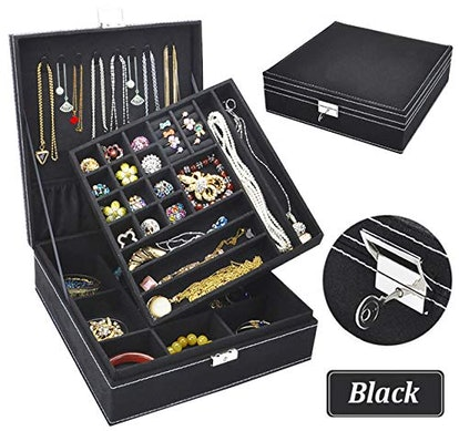 QBeel Jewelry Box for Women