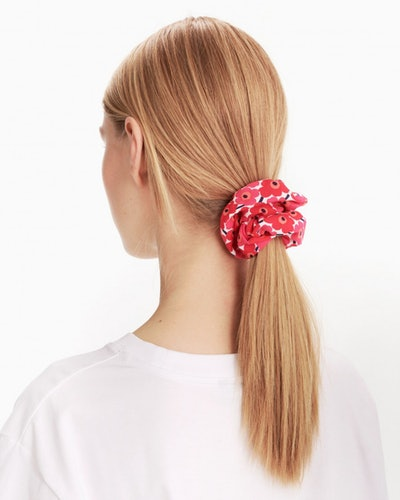 Kutrit Pikkuinen Unikko Hair Scrunchie