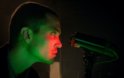 Karl Glusman as Sergei in 'DEVS' Episode 1