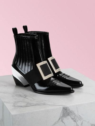 Viv' Tex Ankle Boots