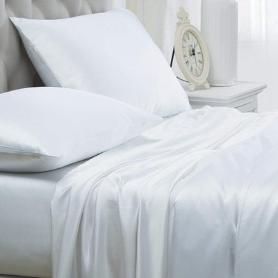 Orose Charmeuse Mulberry Silk Bed Sheet Set