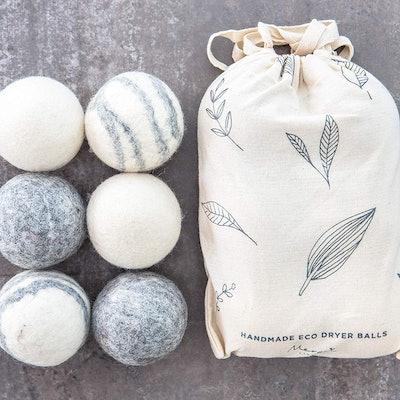 Merazi Living Eco Wool Dryer Balls