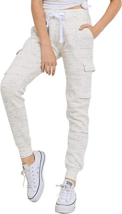 esstive Ultra Soft Fleece Cargo Pants