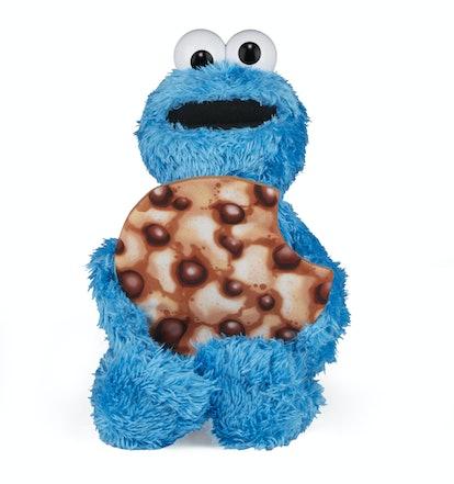 peekaboo cookie monster