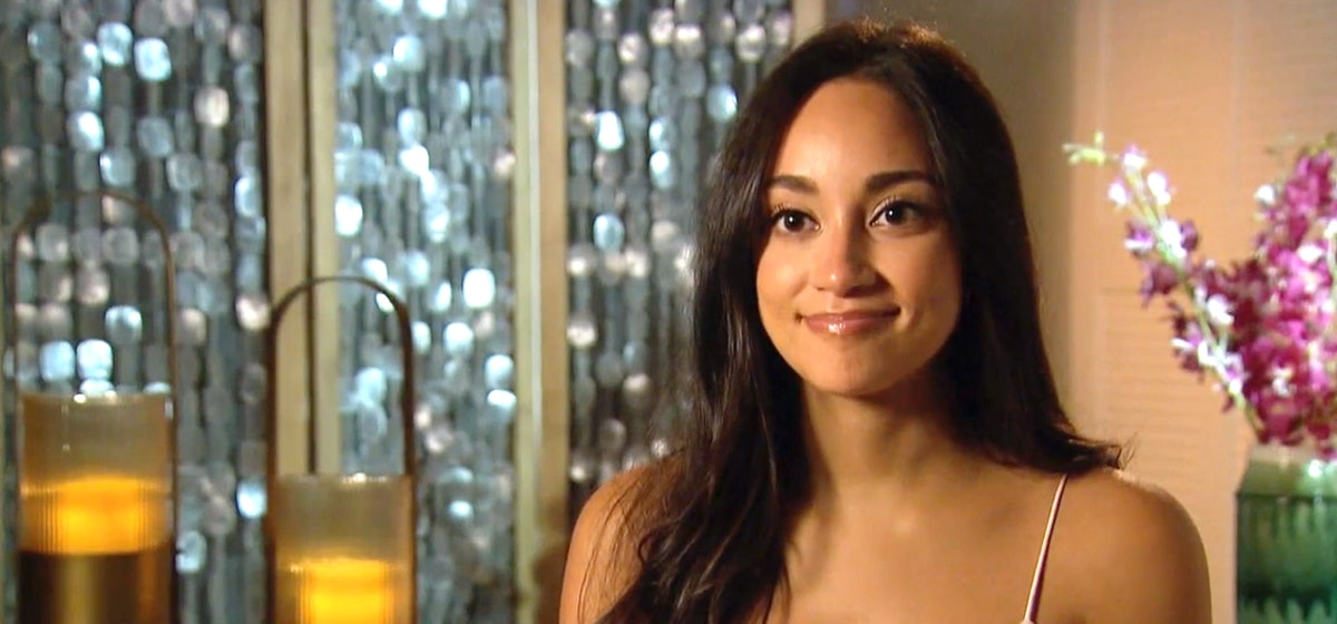 Victoria F. was sent home on 'The Bachelor'