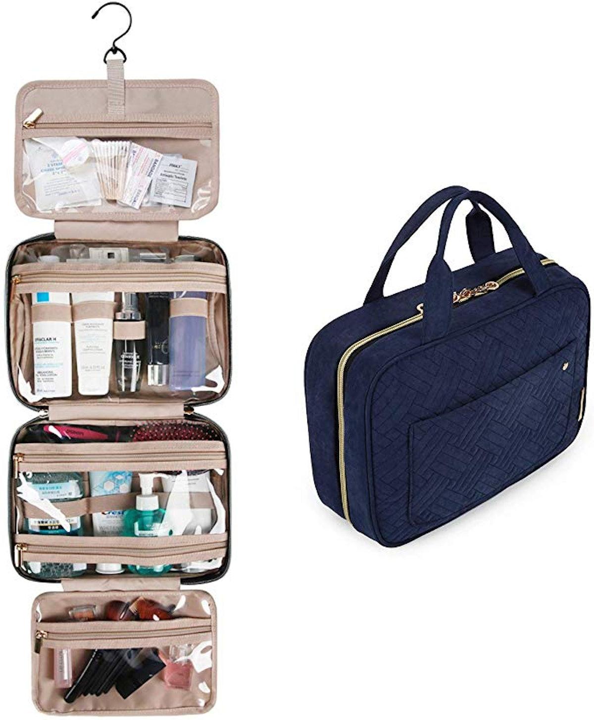 BAGSMART Toiletry Bag Travel Bag