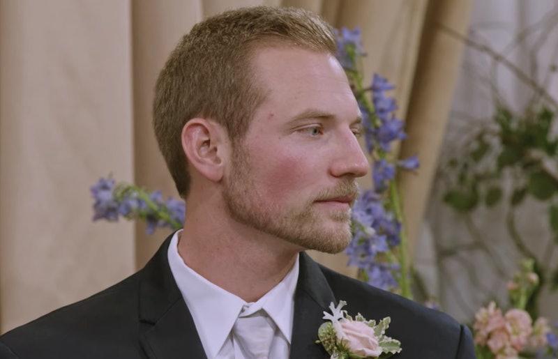 Kenny Barnes on Netflix's Love Is Blind