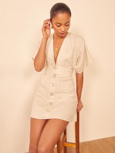 Ty Dress - Cream