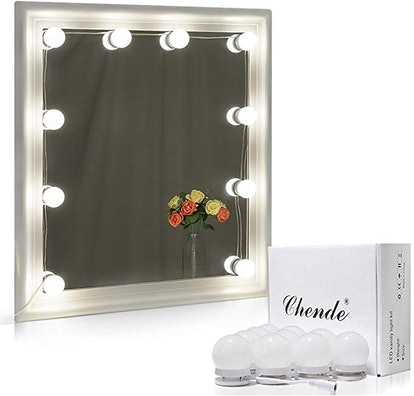 Chende Hollywood Style LED Vanity Mirror Lights