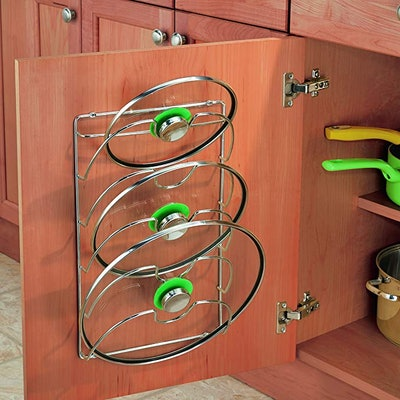 iDesign Classico Kitchen Cabinet Storage Rack