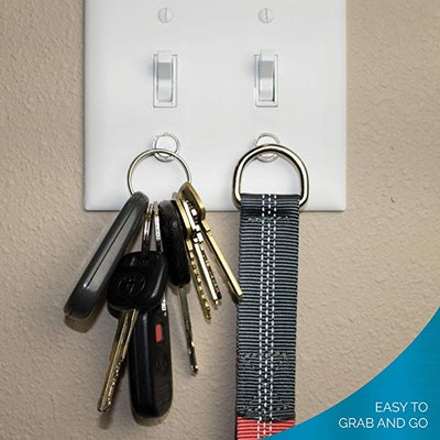 Savvy Home Magnetic Key Rack (4-Pack)