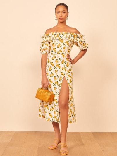 Marley Dress - Lemonade