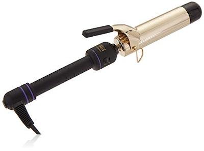 HOT TOOLS Professional 24k Gold Extra-Long Barrel Curling Iron/Wand