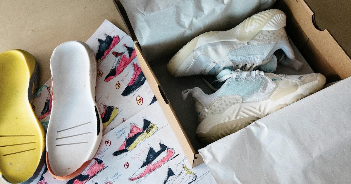 Jordan Brand's Delta sneaker looks like it was made to explore Mars