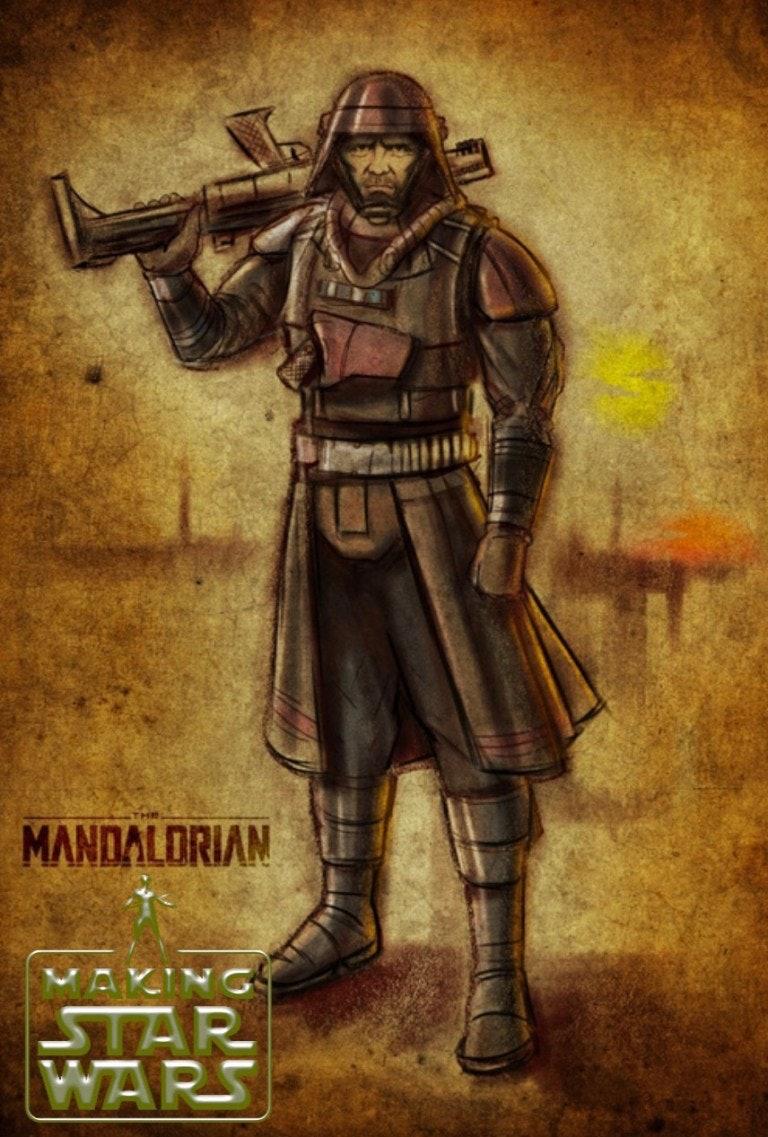 Mandalorian Season 2 Leaks Tease A Shocking Darth Vader Connection