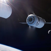 Here's SpaceX's plan to help NASA build a moon Gateway and explore space