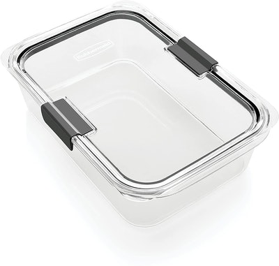 Rubbermaid Brilliance Large Food Storage Container