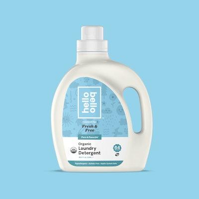 Organic Laundry Detergent in Fresh & Free