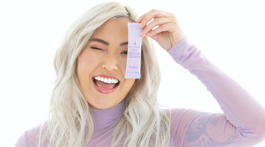 Drybar's new Vibrance-Boosting Brightening Powder and Color-Enhancing Brightening Mask are the latest additions to the Blonde Ale family