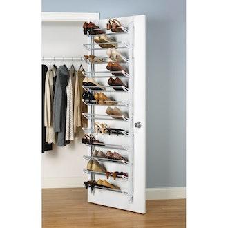 Whitmor, Inc 36 Pair Shoe Rack