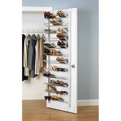 Whitmor, Inc 36 Pair Shoe Rack