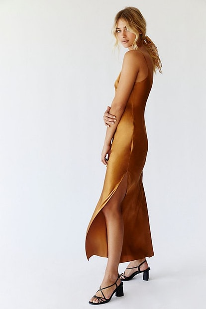 Mossy Slip Dress