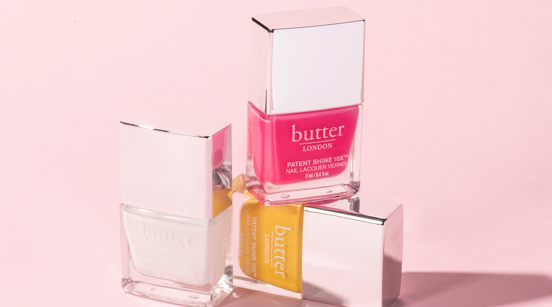 butter LONDON's new spring 2020 nail polish shades are proof that neons are back for another season