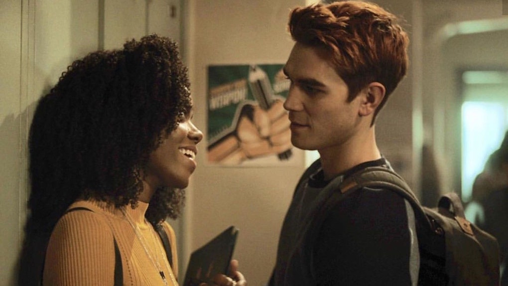 'Katy Keene' made a reference to Archie's future in 'Riverdale.'