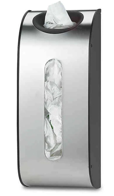 simplehuman® Stainless Steel Bag Holder
