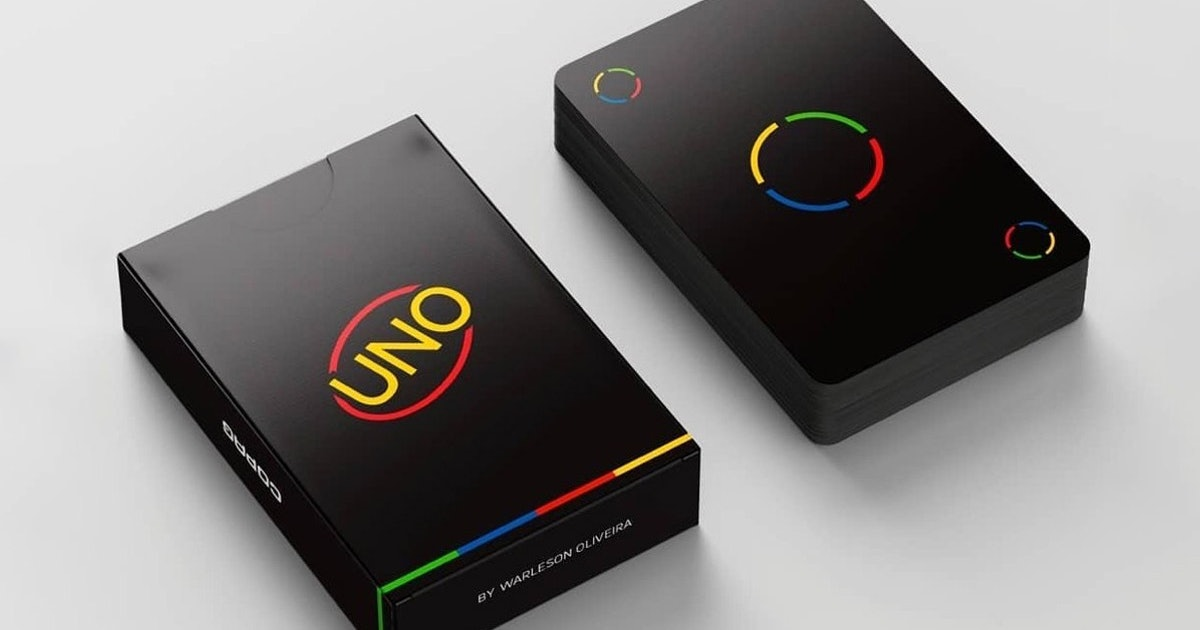 UNO's had a minimalist design overhaul Google will love