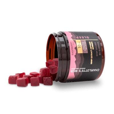 Charlotte's Web CBD Sleep Gummies (60 Gummies)