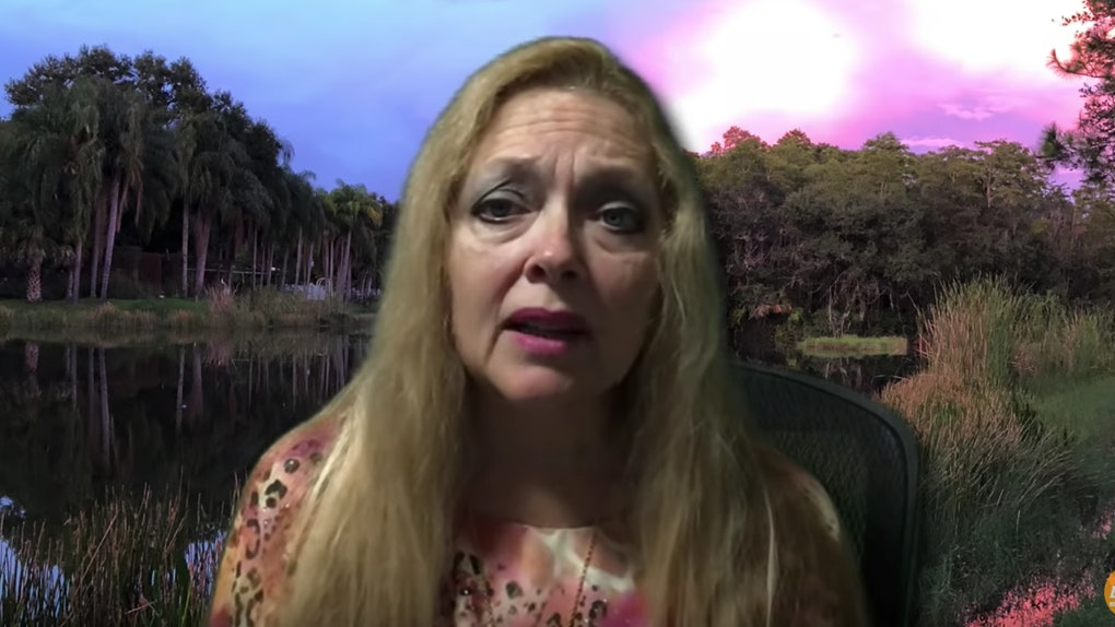 Carole Baskin, founder and CEO of Big Cat Rescue, speaks on Joe Exotic's conviction.